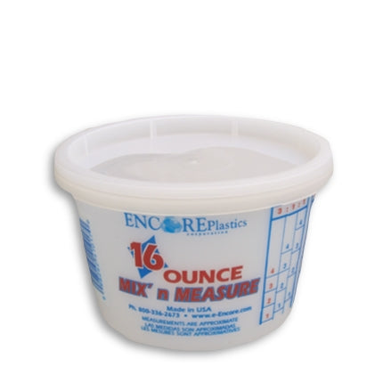 Encore 1 Pint Mix n' Measure Container