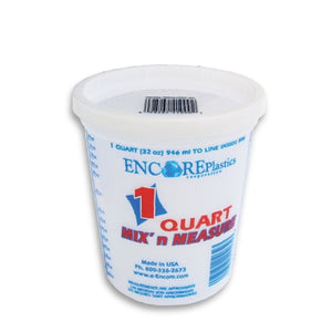 Encore 1 Quart Mix n' Measure Container