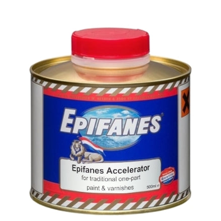 Epifanes Accelerator for 1-Part Varnish and Enamel Paints, APV.500