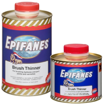 Epifanes Thinner Brushing for Paint & Varnish Collection