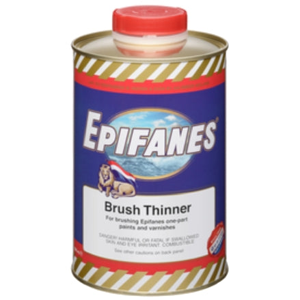 Epifanes Thinner for Brushing Paint & Varnish, 1000ml, TPVB.1000, 2
