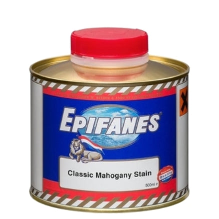 Epifanes Classic Dutch Mahogany Stain, MHS.500