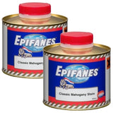 Epifanes Classic Dutch Mahogany Stain 2 Can Kit, MHS.500