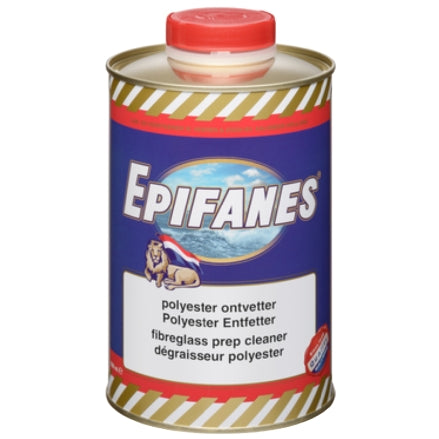 Epifanes Fiberglass Prep Cleaner & Wax Remover, FPC.1000