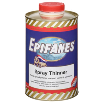 Epifanes Spray Thinner for Paint and Varnish, 1000ml, TPVS.1000, 1