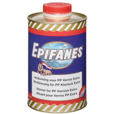 Epifanes Thinner for PP Varnish Extra, TPPX.1000