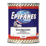 Epifanes Werdol Wood Primer, Gray, 750ml, WPG.750