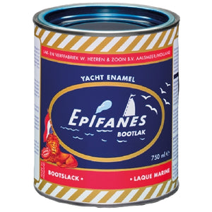 Epifanes Yacht Enamel, #23 Deep Red, 750ml, YE023.750
