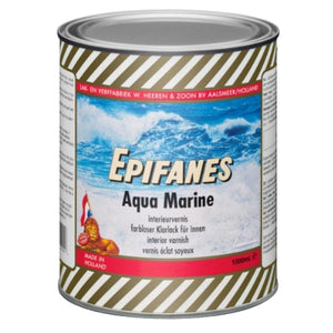 Epifanes Aqua Marine Interior Varnish, AMV.1000