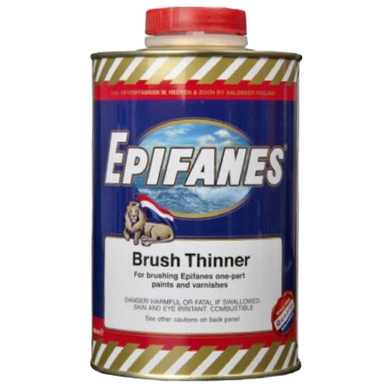 Epifanes Thinner for Brushing Paint & Varnish, 1000ml, TPVB.1000