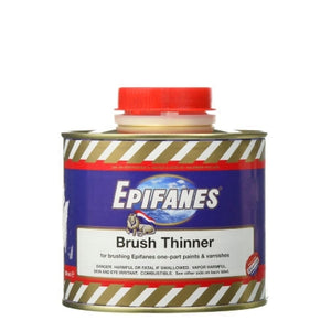 Epifanes Brushing Thinner for Paint and Varnish, 500ml, 1