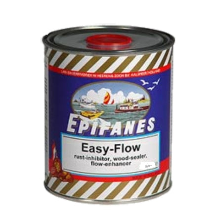 Epifanes Easy Flow - Wood Sealer, Rust Inhibitor, Paint Flow Enhancer, 500ml, EF.500