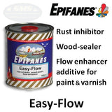 Epifanes Easy Flow - Wood Sealer, Rust Inhibitor, Paint Flow Enhancer, 1L, EF.1000, 2