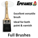 Epifanes Brushes Full