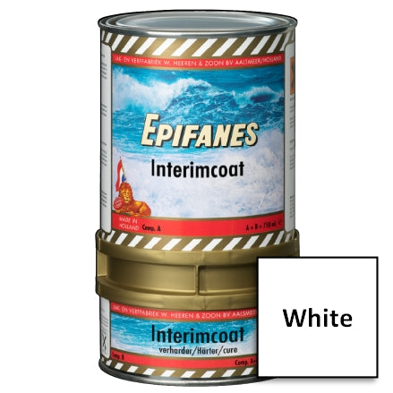 Epifanes Interimcoat Primer, White, ICW.750