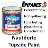 Epifanes Nautiforte Advanced Topside Paint Collection