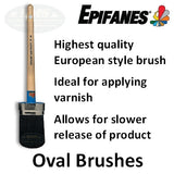 Epifanes Brushes Oval