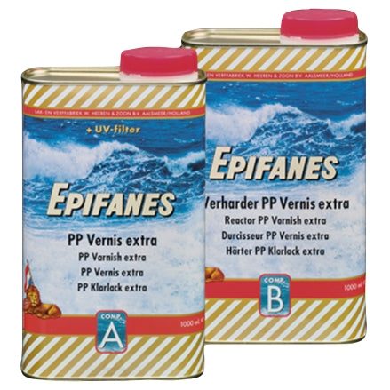Epifanes PP Varnish Extra, PPX.2000