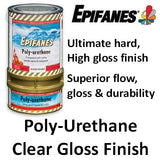 Epifanes Polyurethane Clear Gloss, PUCG.750, 2