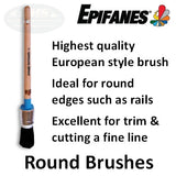Epifanes Brushes Round