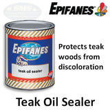 Epifanes Teak Oil Sealer, TO.1000