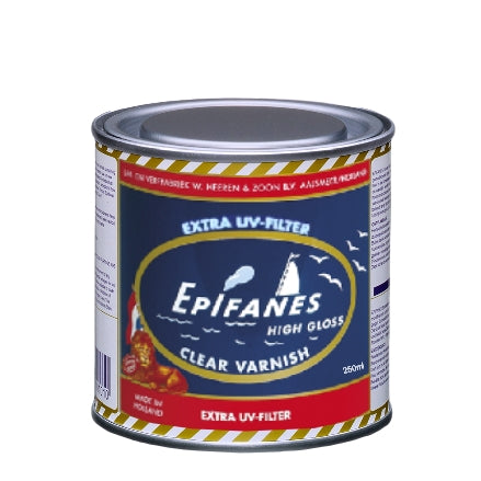 Epifanes Clear Gloss Varnish, 250ml, CV.250