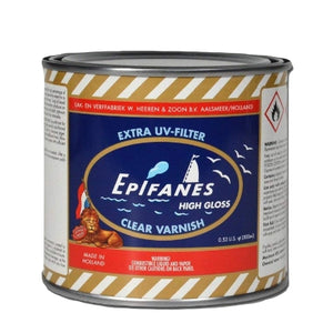 Epifanes Clear Gloss Varnish, 500ml, CV.500