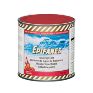 Epifanes Waterline Paint, #16 Classic Red, 250ml, WLP016.250