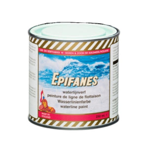 Epifanes Waterline Paint, White, 250ml, WLPW.250, 2