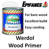 Epifanes Werdol Wood Primer Collection