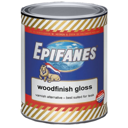 Epifanes Woodfinish Gloss 1000ml, WFG1000