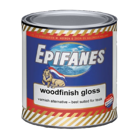 Epifanes Woodfinish Gloss 500ml, WFG.500