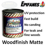 Epifanes Woodfinish Matte, WFM Series