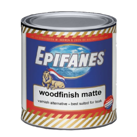 Epifanes Woodfinish Matte, 500ml, WFM.500