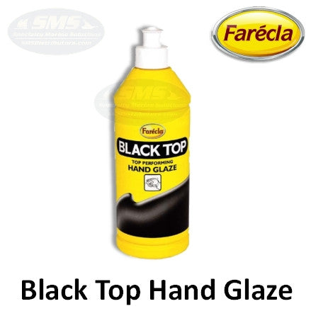 Farecla Black Top Hand Glaze