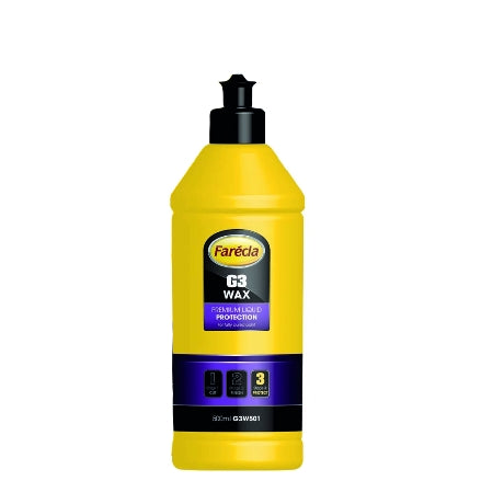 Farecla G3 Wax Premium Liquid Protection, 500g, G3W501