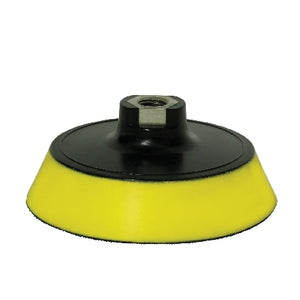 "Farecla G Mop 4.5"" Backing Plate for 6"" Buff Pads, GMB658"