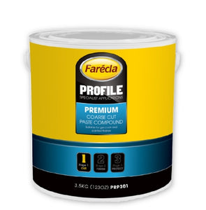 Farecla Profile Premium Coarse Cut Paste, 3.5kg, PRP301