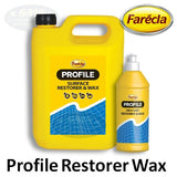 Farecla Profile Surface Restorer & Wax