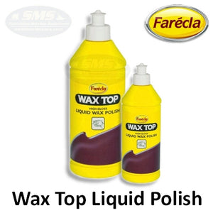 Farecla Wax Top High Gloss Liquid Polish