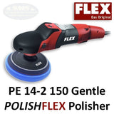 Flex PE 14-2 150 Gentle PolishFlex Polisher