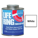 Flexabar Life Ring Touch Up Paint, White, 49015