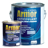 Flexdel Armor Advanced Copper-free Solvent-based Antifouling Boat Bottom Paint, 3
