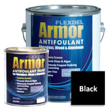 Flexdel Armor Advanced Copper-free Solvent-based Antifouling Boat Bottom Paint, Black
