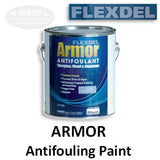 Flexdel Armor Advanced Copper-free Solvent-based Antifouling Boat Bottom Paint, 2