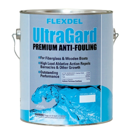 Flexdel UltraGard Premium Antifouling Paint