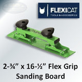 "Flexicat Grip Sanding Board, 2-3/4"" x 16.5"""