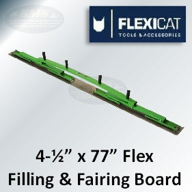 "FLEXICAT 77"" Filling & Fairing Board"