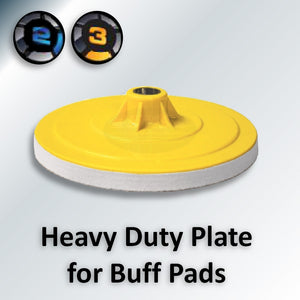 "Heavy Duty Backing Plate for 8"" Pads"