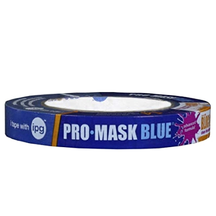 IPG PT-14 Pro Mask Blue 14 Day Tape, 18mm (~0.75